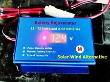 Rigeneratore a impulsi X batterie al piombo 12 V 24 V 36 V 48 V 60 V 72 V 600 HA