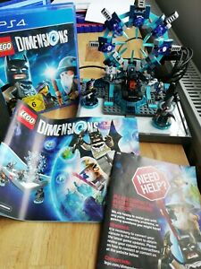 LEGO Dimensions Starter Pack (Sony PlayStation 4, 2015)