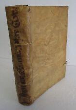 ENMIENDAS Y ADVERTENCIAS, Diego Josef Dormer 1683 1st Ed
