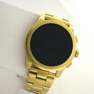 Michael Kors Access Touchscreen MKT5026 Grayson Smartwatch SS Link Watch WR