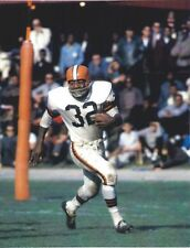 JIM BROWN 8X10 PHOTO CLEVELAND RAIDERS PICTURE NFL FOOTBALL GAME ACTION