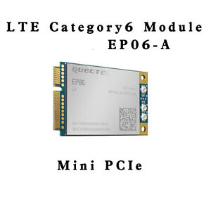 4G EP06 EP06-A Mini Pcie Module IoT/M2M-optimized LTE-A Cat6 B66 New Firmware