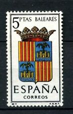 Spain 1962 SG#1473 Arms Of Baleares MNH #A23441