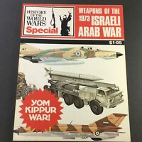 VTG History of the World Wars Special 1973 - Weapons of the Israeli Arab War '73