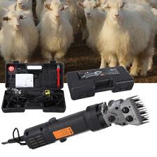 320W Electric Farm Supplies Sheep Goat Shears Animal Grooming Shearing Clipper