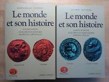 LE MONDE ET SON HISTOIRE par PIETRI & VENARD TOME I & II BOUQUINS