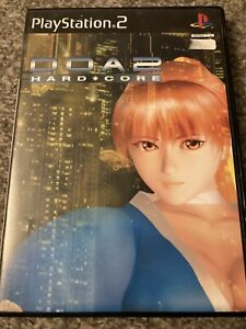 Dead or Alive 2 --  (Sony PlayStation 2, 2000)