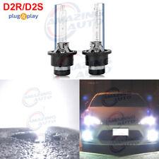 Amazing D2R D2S HID Xenon Headlight Bulbs High Low Beam Headlamp Light 35W 6000K