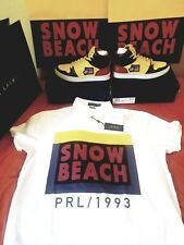 Polo Ralph lauren, Snow beach,100% Authentic Shirt 2XL-custom fit =XL , sz 10.5