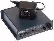 Broadcast Tools DMS-III AES/EBU Digital Audio Switcher Silence Sensor Failover