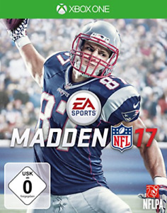 Madden Nfl 17-Xbox One (US IMPORT) NEW