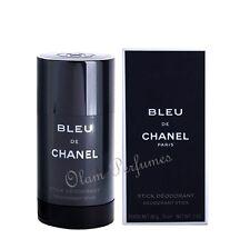 Chanel Bleu de Chanel Deodorant Stick For Men 2oz 75ml * New in Box *
