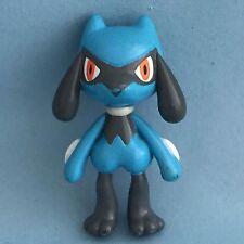 Very Rare Pokemon Riolu mini figure Toy Nintendo Japan Anime Pocket Monster