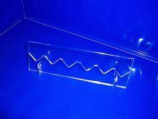 clear acrylic 6 coin display rack