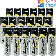 18 ENERGIZER AA ALKALINE LR6 BATTERIES 1.5V INDUSTRIAL MIGNON MN1500 AM3 E91 NEW