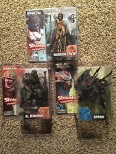 Lot of 3 2003 Series 23 Spawn Mutations Al Simmons, Warrior Lilith & Spawn