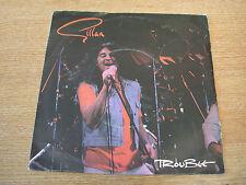 "gillan  trouble  1981  uk virgin label vinyl 7"" single vs 377    nwobhm  ex+"