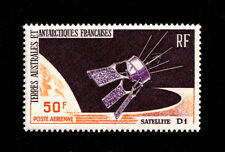 FRENCH SOUTHERN & ANTARCTIC TERRITORY - Scott C11 - 1966 Satellite D-1 - MNH