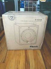 "Klipsch R-100SW 10"" 300W Reference Series Home Subwoofer w/ Digital Amplifier"