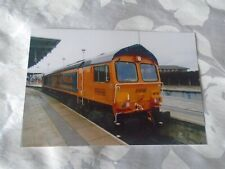6x4 Photo of GBRf Class 66-66782 at Derby Railway Station (Another view)