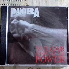 Pantera : Vulgar Display of Power CD (1992)