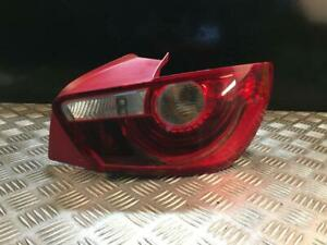 09-12 SEAT IBIZA 6J MK5 3 DOOR O/S DRIVER OFF SIDE REAR LIGHT