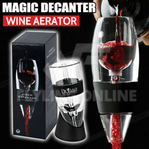 Magic Decanter Essential RED Wine Aerator and Sediment Filter with Box