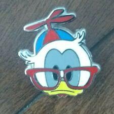 New Listing2012 Disney Donald Duck Nerd Face Lanyard Pin
