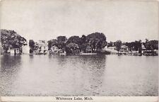 1864 MI MAP Waterford Waverly Westland Westwood Whitmore Lake Wixom Woodhaven