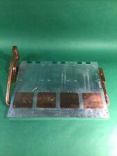 Aavid Aluminum Copper Liquid Cooled Heat Sink Cold Plate 21 03818 01