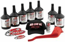 84-17 Harley EVO & Twin Cam Big Twin Red Line Oil Powerpack Kit 20W50