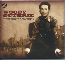 Woody Guthrie - The Ultimate Collection - Best Of / Greatest Hits 2CD NEW/SEALED