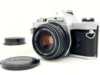 [Near Mint] ASAHI PENTAX MX SLR Film Camera w/ SMC-M 50mm F1.7 Lens from JAPAN