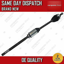 VAUXHALL MOVANO BOX 1.9 DTI DRIVESHAFT + CV JOINT OFF/RIGHT/DRIVER SIDE 2001>on