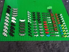 Lego lot Genuine 116 Assorted Parts Various colours