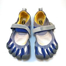 VIBRAM FiveFingers Bikila M349 Blue gray Running Shoes EU 42 US 9-9.5