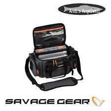 SAVAGE GEAR Soft Lure Specialist Bag S Angeltasche 1 Box 10 Ziplock Bags 54774