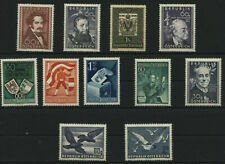 Austria 1950 - year set - complete - very fine MNH