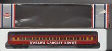 Model Power/Lima N Scale #8622 World Largest Shows Passenger Car NIB