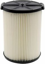 Rigid Vf4000 Washable Wet/Dry Vacuum Filter Replacement