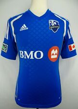Authentic Adidas Formotion Montreal Impact Player Issue Soccer Jersey Size Small