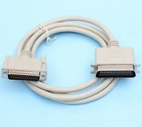 PC Parallel Printer Port Cable DB25 Male to 36 Pin Centronics Male 180CM LPT1