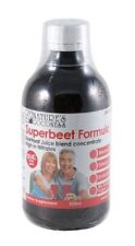 Nature's Goodness Superbeet Formula Beetroot Juice Concentrate 500ml