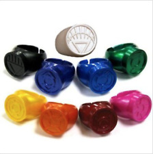 BLACKEST NIGHT, BRIGHTEST DAY - ALL 9 COLOR LANTERN RINGS: GREEN, RED, BLACK ETC
