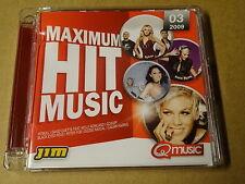CD Q-MUSIC / MAXIMUM HIT MUSIC 2009.03