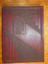 1930 JOPLIN MO MISSOURI HIGH SCHOOL YEARBOOK JOPLIMO ANNUAL GENEALOGY HISTORY