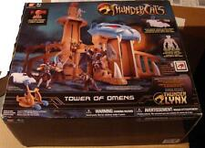 Thundercats Tower of Omens castle playset new thunder lynx