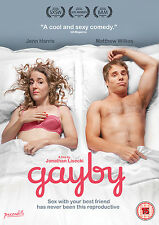 Gayby DVD (NEW)