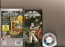 Star Wars Front 2 Sony PSP Battle Front 2