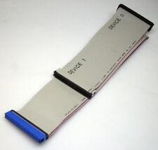 IDE ATA Flachbandkabel UDMA 66 / 100 / 133 HDD Kabel cable 40cm 3 Abgriffe